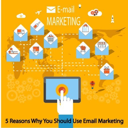 5 Reasons Why You Cannot Ignore Email Marketing