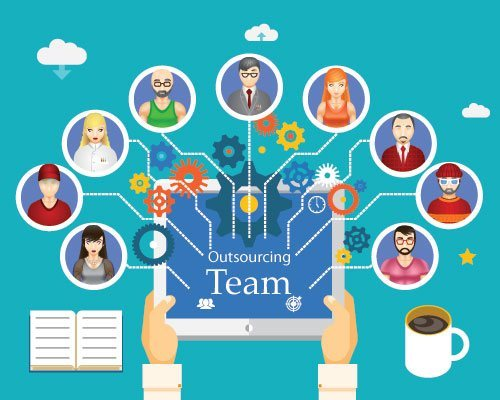 outsource your staff