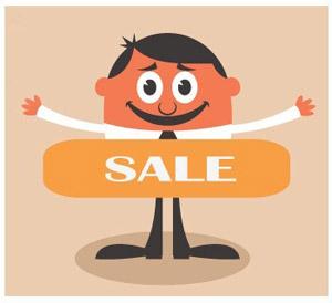 sale for cashflow