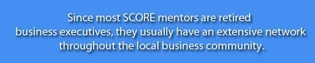 score business financing